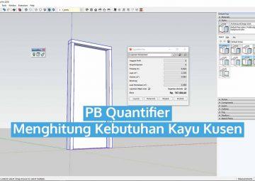 PB Quantifier Menghitung Kebutuhan Kayu Kusen