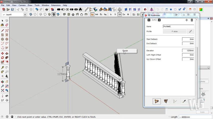 Profile Builder 2 Pagar Roman