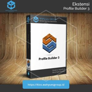 Produk Profile Builder 3