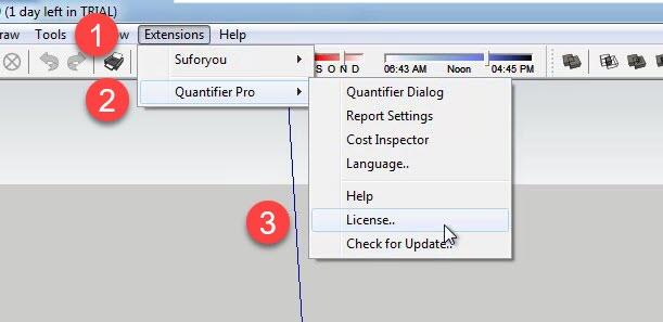 License Quantifier Pro