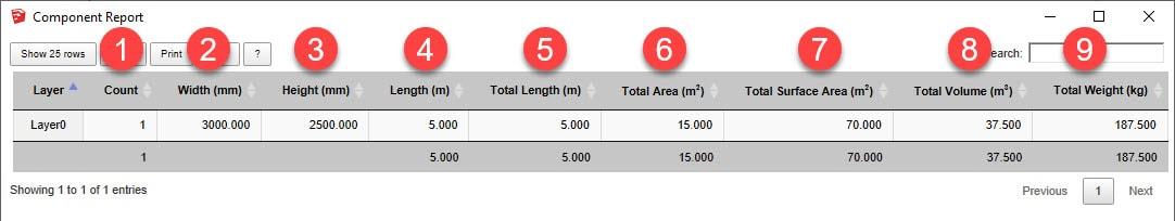 Fitur Hitung Volume PB Quantifier