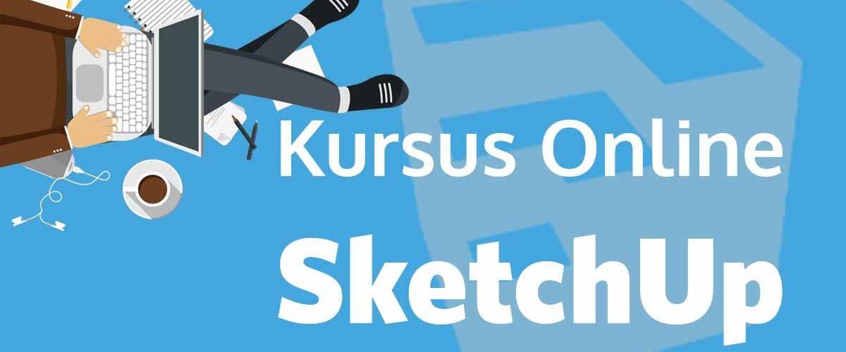 Kursus SketchUp Online GRATIS