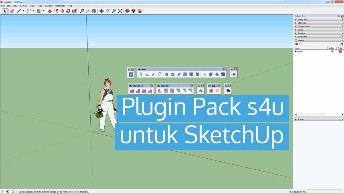 Plugin Pack s4u Free