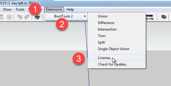 License BoolTools 2
