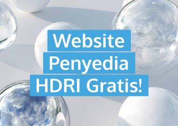 4 Website Penyedia Download HDRI Gratis