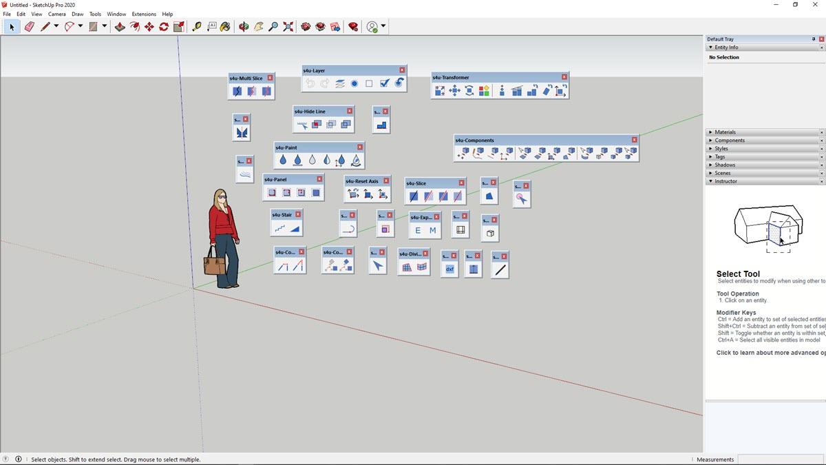SketchUp 2020 Suforyou Bundle
